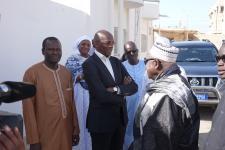 Revivez en images la visite du DG de l'ONAS chez le Khalif général des Layenes