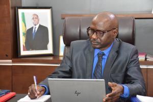 Dr Ababakar MBAYE, nouveau Directeur Général de l'Office National de l'Assainissement du Sénégal (ONAS)  Un homme du sérail aux commandes