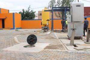 Cité Soleil et environs : 50 000 personnes connectées au réseau d'assainissement