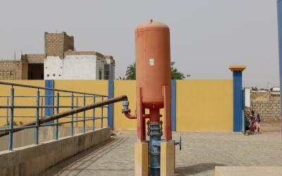 Production de l'énergie, du compost, charbon...  Le Sénégal sur la voie de la valorisation de l'assainissement autonome