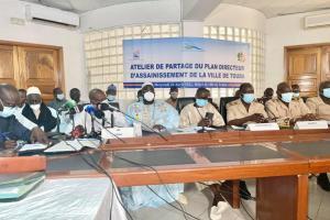 Touba :  Le Plan directeur de l'assainissement évalué à 171 milliards de FCfa