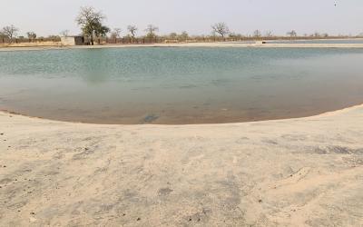 Matam: le DG de l'ONAS visite les chantiers des projets d'assainissement
