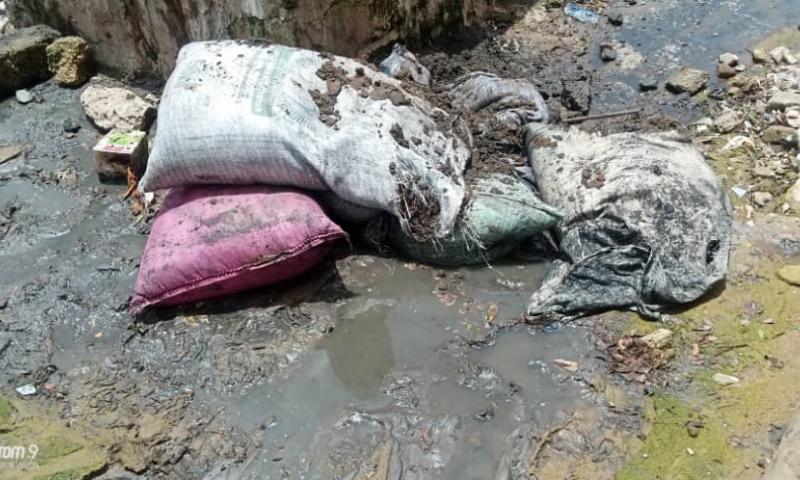 PIkine : des ouvrages de drainage vandalisés à la Cité Technopole
