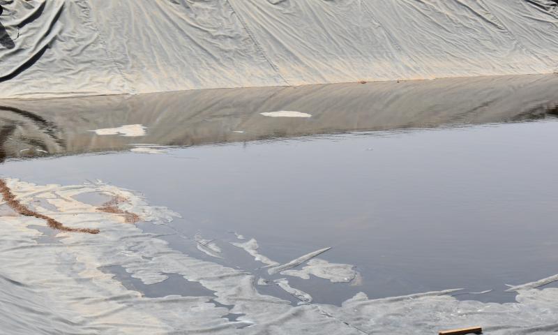 Revivez en images la visite de terrain du DG DE l'ONAS à Tivaouane