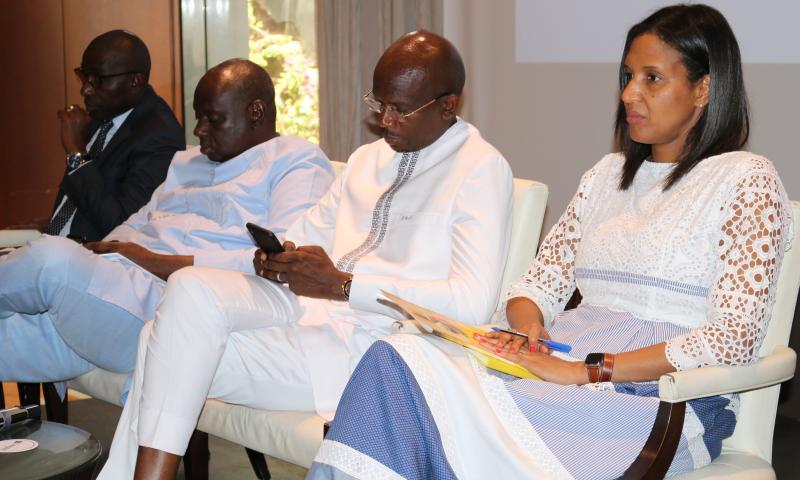 Revivez en images l'atelier de mise à niveau et de partage avec les maires de Dakar